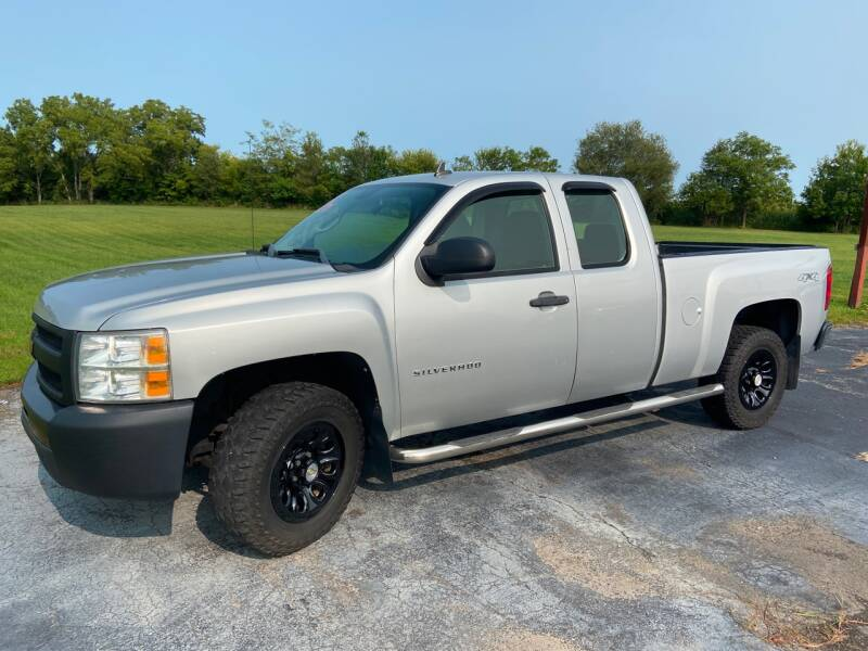 2012 Chevrolet Silverado 1500 for sale at EAGLE ONE AUTO SALES in Leesburg OH