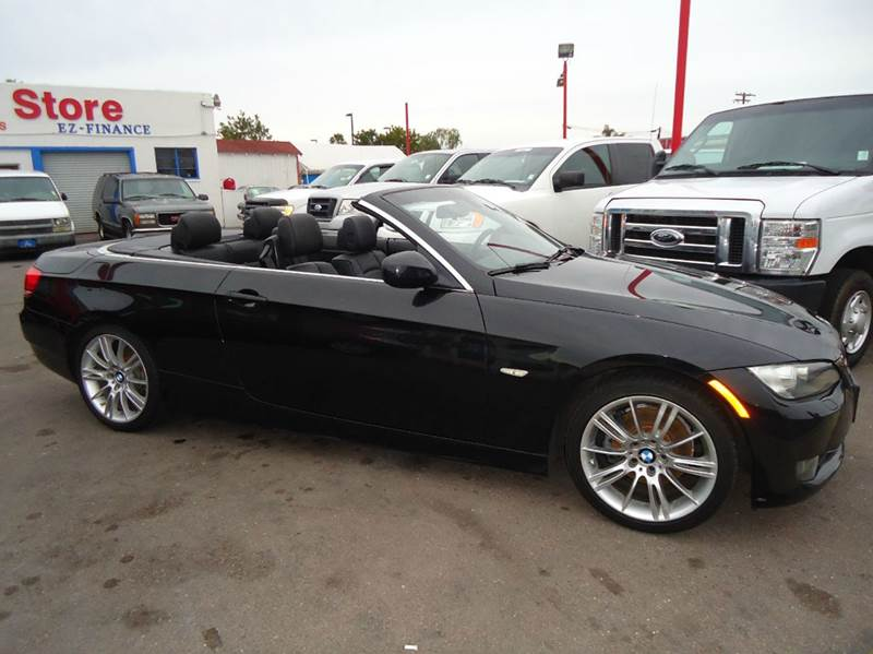 Bmw Series I Dr Convertible SULEV In Imperial Beach CA - 2010 bmw 328i convertible