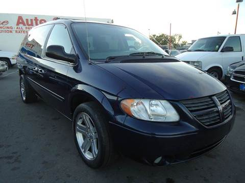 2005 Dodge Grand Caravan for sale at The Fine Auto Store in Imperial Beach CA