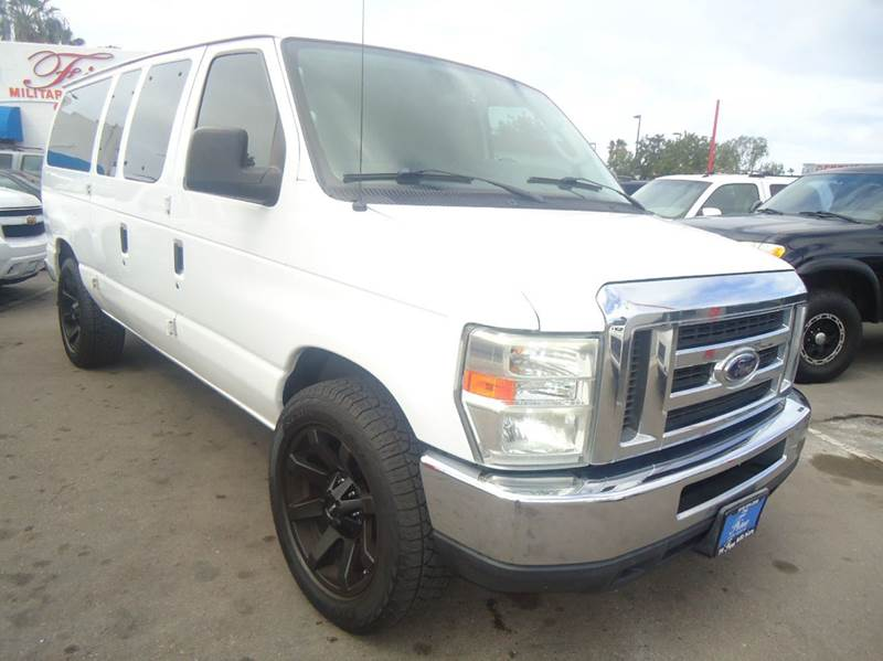 2009 Ford E-Series Wagon for sale at The Fine Auto Store in Imperial Beach CA