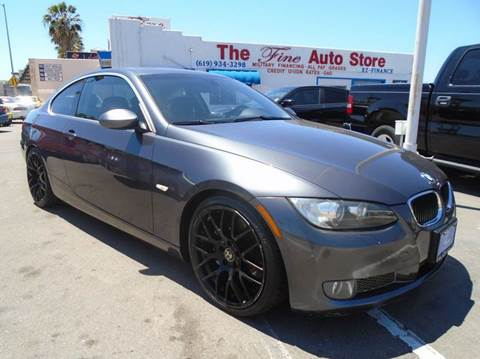 2008 BMW 3 Series for sale at The Fine Auto Store in Imperial Beach CA