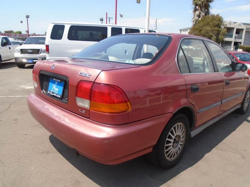1996 Honda Civic LX 4dr Sedan - Imperial Beach CA