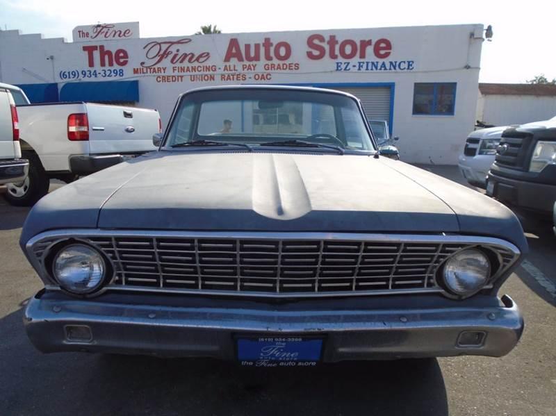 1965 Ford Ranchero  - Imperial Beach CA