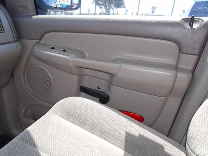 2003 Dodge Ram Pickup 2500 4dr Quad Cab ST Rwd SB - Imperial Beach CA