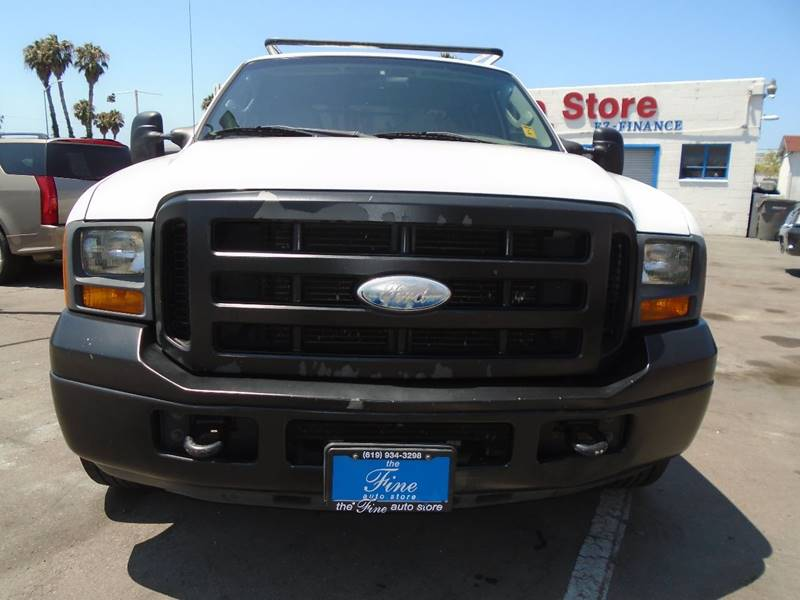 2005 Ford F-250 Super Duty 4dr Crew Cab XL Rwd LB - Imperial Beach CA