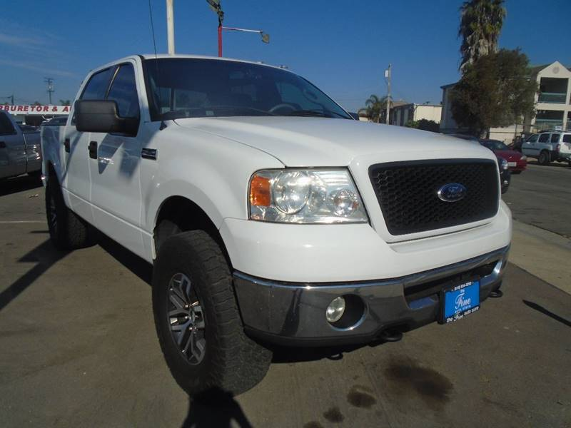 2006 Ford F-150 for sale at The Fine Auto Store in Imperial Beach CA