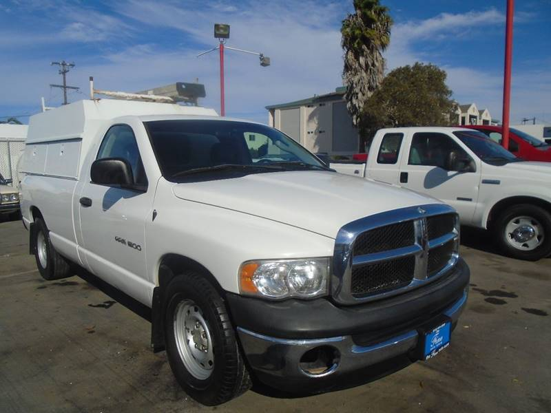 2004 Dodge Ram Pickup 1500 for sale at The Fine Auto Store in Imperial Beach CA