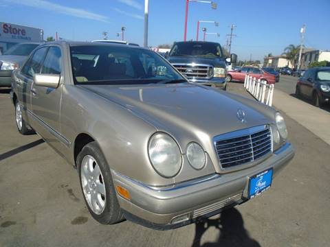 1997 Mercedes-Benz E-Class for sale at The Fine Auto Store in Imperial Beach CA