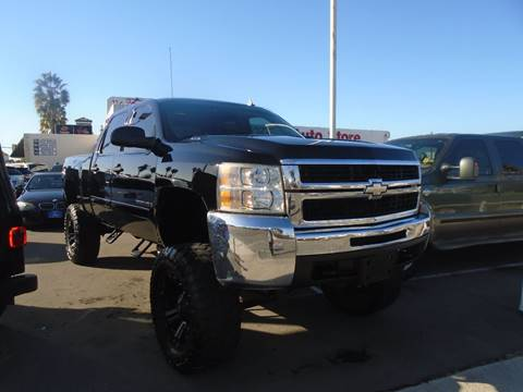 2007 Chevrolet Silverado 2500HD for sale at The Fine Auto Store in Imperial Beach CA