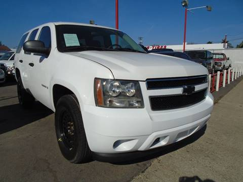 2009 Chevrolet Tahoe for sale at The Fine Auto Store in Imperial Beach CA