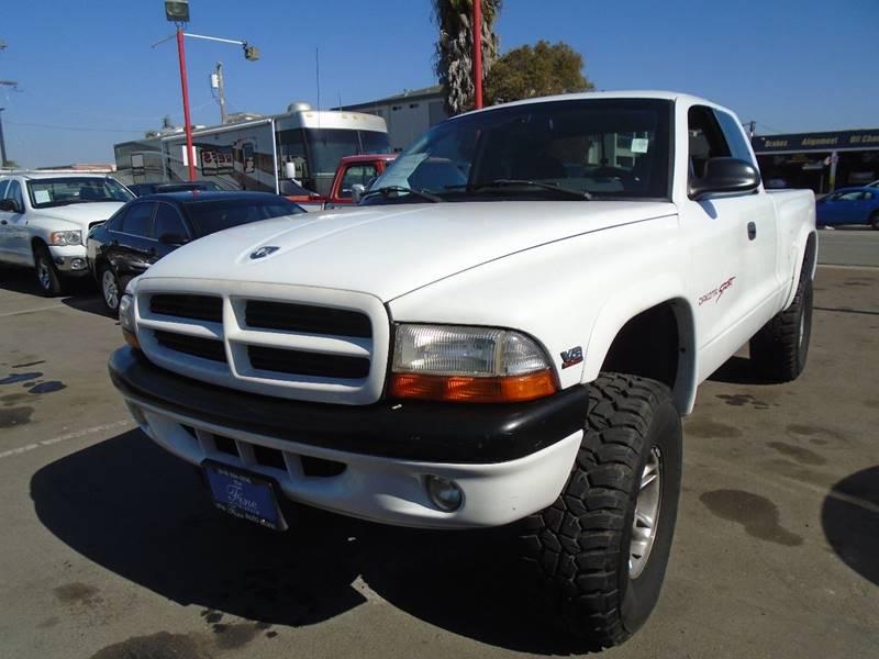 1998 Dodge Dakota for sale at The Fine Auto Store in Imperial Beach CA