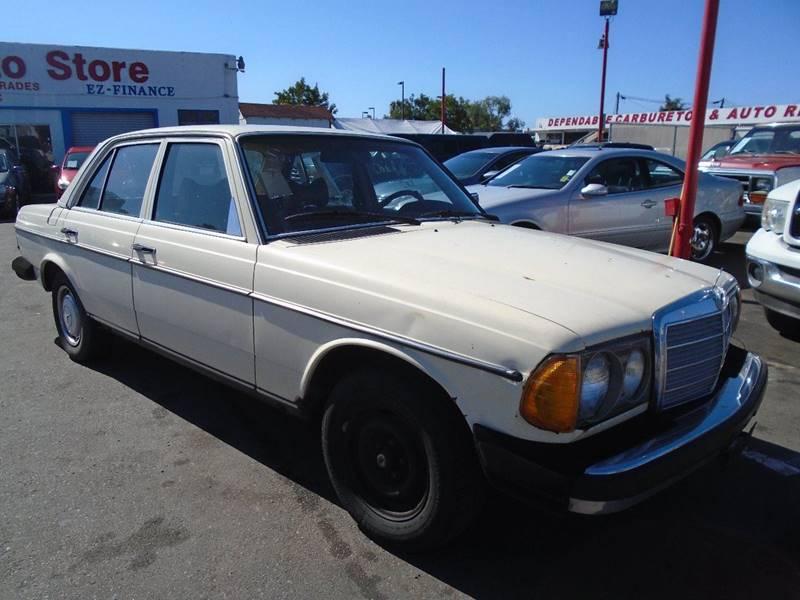 1979 Mercedes Benz 280 Class Diesel
