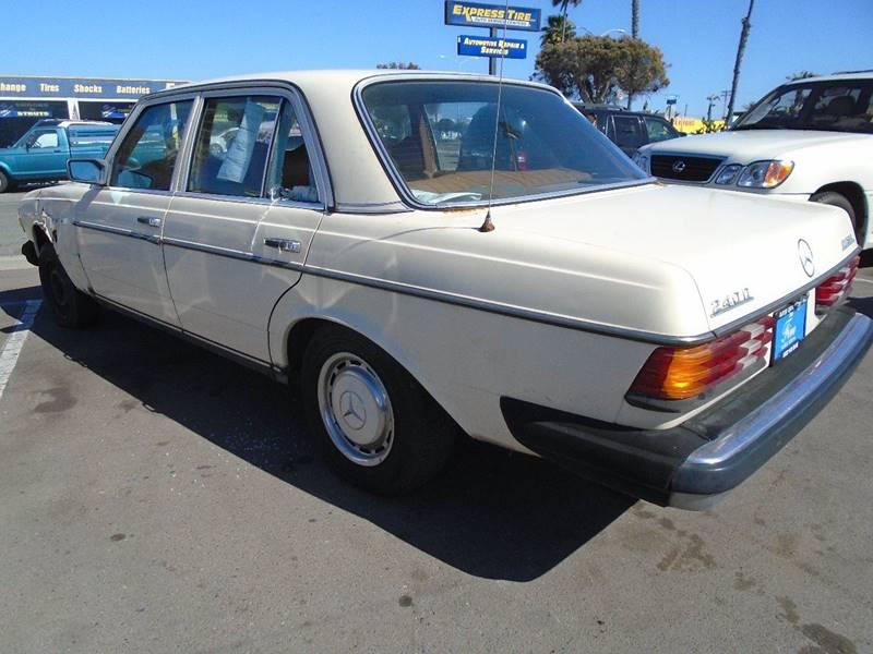 1979 Mercedes Benz 280 Class Diesel In Imperial Beach CA