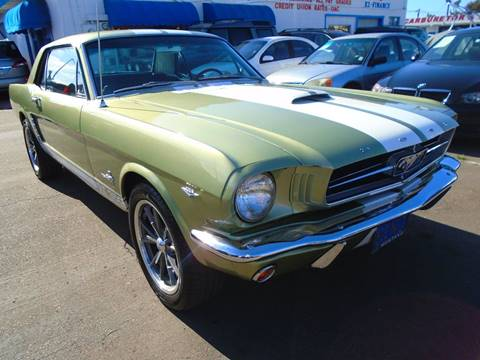 1965 Ford Mustang for sale in Imperial Beach, CA