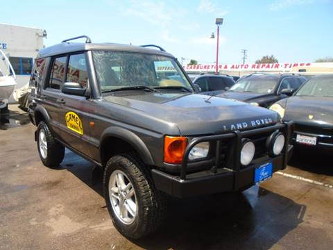 2002 Land Rover Discovery Series II for sale in Imperial Beach, CA
