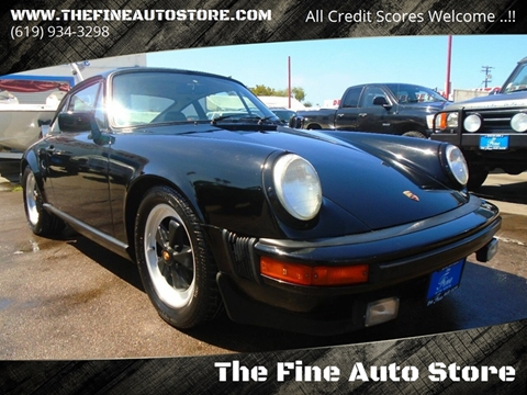 1979 Porsche 911 for sale in Imperial Beach, CA