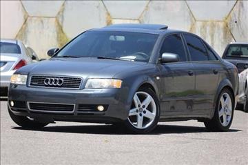 2005 Audi A4 for sale in El Monte, CA