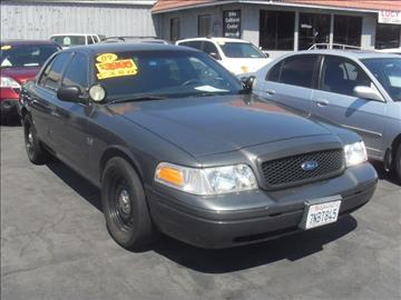 2009 Ford Crown Victoria for sale in El Monte, CA