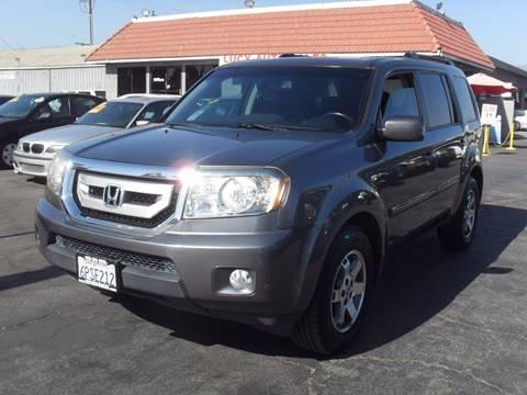2011 Honda Pilot for sale in El Monte, CA