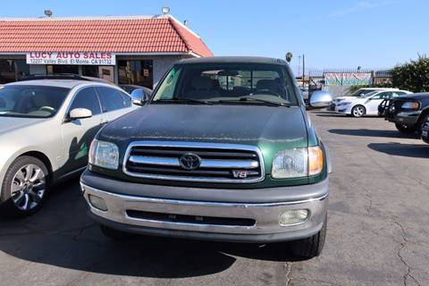 2002 Toyota Tundra for sale in El Monte, CA