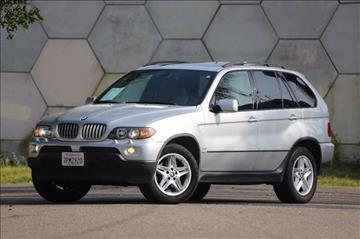 2005 BMW X5 for sale in El Monte, CA