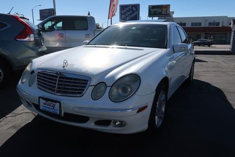 2003 Mercedes-Benz E-Class for sale in El Monte, CA
