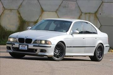 2000 BMW M5 for sale in El Monte, CA