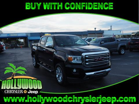 2015 GMC Canyon for sale in Hollywood, FL