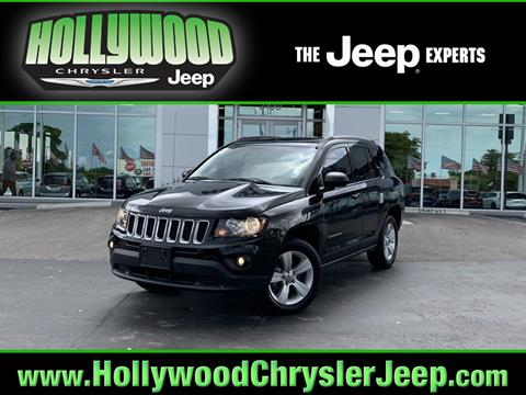 2016 Jeep Compass for sale in Hollywood, FL