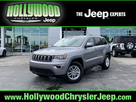2019 Jeep Grand Cherokee for sale in Hollywood, FL