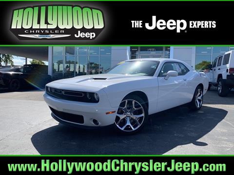 2016 Dodge Challenger for sale in Hollywood, FL