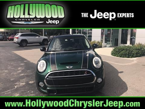 2015 MINI Hardtop 4 Door for sale in Hollywood, FL