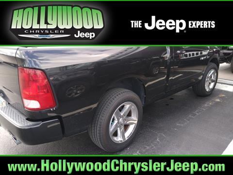 2010 Dodge Ram Pickup 1500 for sale in Hollywood, FL