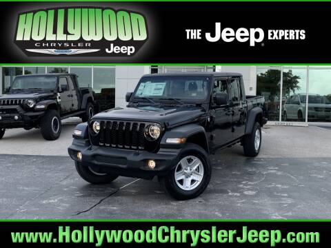 2020 Jeep Gladiator Sport S for sale at HOLLYWOOD CHRYSLER JEEP in Hollywood FL