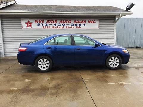 2009 Toyota Camry Hybrid For Sale In Middletown, OH