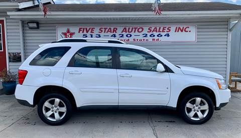 2007 Pontiac Torrent for sale in Middletown, OH