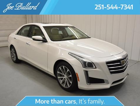 2016 Cadillac CTS for sale in Mobile, AL