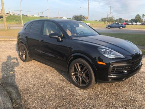 2019 Porsche Cayenne for sale in Mobile, AL
