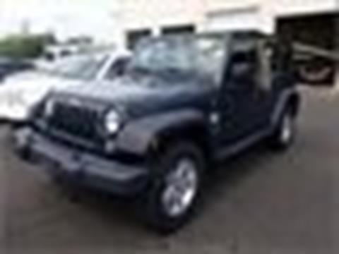2017 Jeep Wrangler Unlimited for sale in Mobile, AL