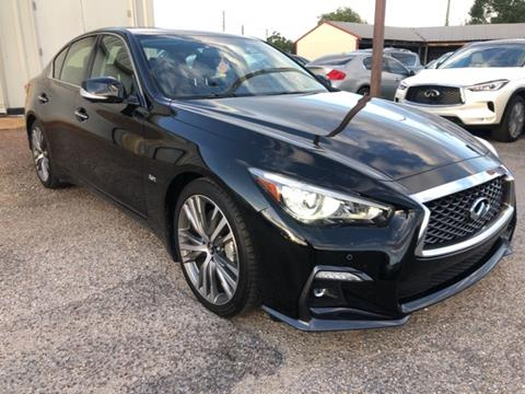 2018 Infiniti Q50 for sale in Mobile, AL