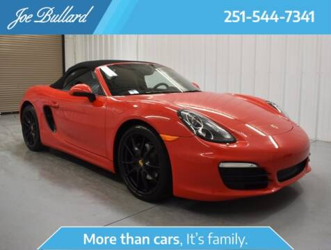 2015 Porsche Boxster for sale in Mobile, AL
