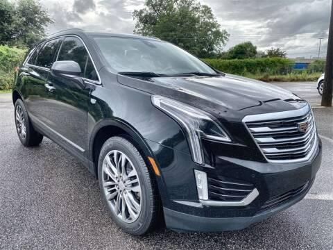 2017 Cadillac XT5 for sale at JOE BULLARD USED CARS in Mobile AL