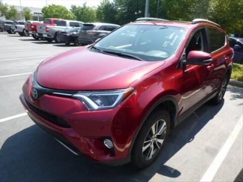 2018 Toyota RAV4 for sale at JOE BULLARD USED CARS in Mobile AL