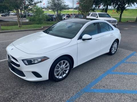 2019 Mercedes-Benz A-Class for sale at JOE BULLARD USED CARS in Mobile AL