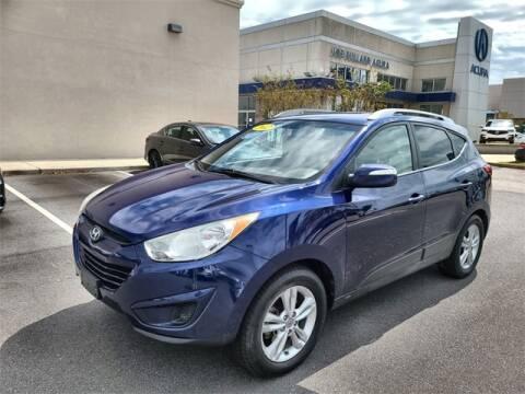 2012 Hyundai Tucson for sale at JOE BULLARD USED CARS in Mobile AL