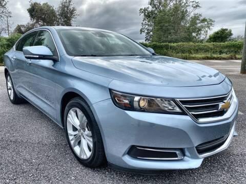 2014 Chevrolet Impala for sale at JOE BULLARD USED CARS in Mobile AL