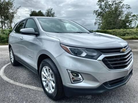 2019 Chevrolet Equinox for sale at JOE BULLARD USED CARS in Mobile AL