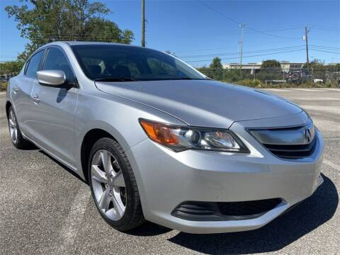 2014 Acura ILX for sale at JOE BULLARD USED CARS in Mobile AL