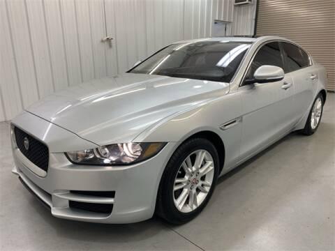 2017 Jaguar XE for sale at JOE BULLARD USED CARS in Mobile AL