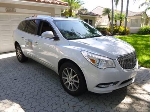 2017 Buick Enclave for sale at JOE BULLARD USED CARS in Mobile AL